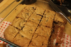 Peanut-Butter Chocolate-Chip Brownies | I'll Make It Myself! 1