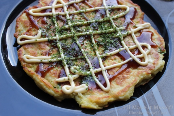 Spaghetti Squash Okonomiyaki Update | I'll Make It Myself! 1