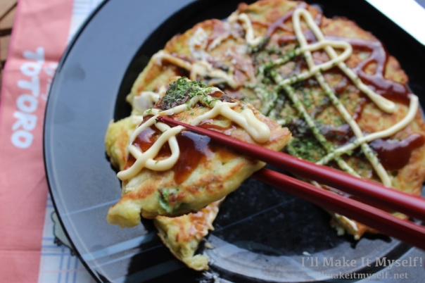 Spaghetti Squash Okonomiyaki Update | I'll Make It Myself! 2