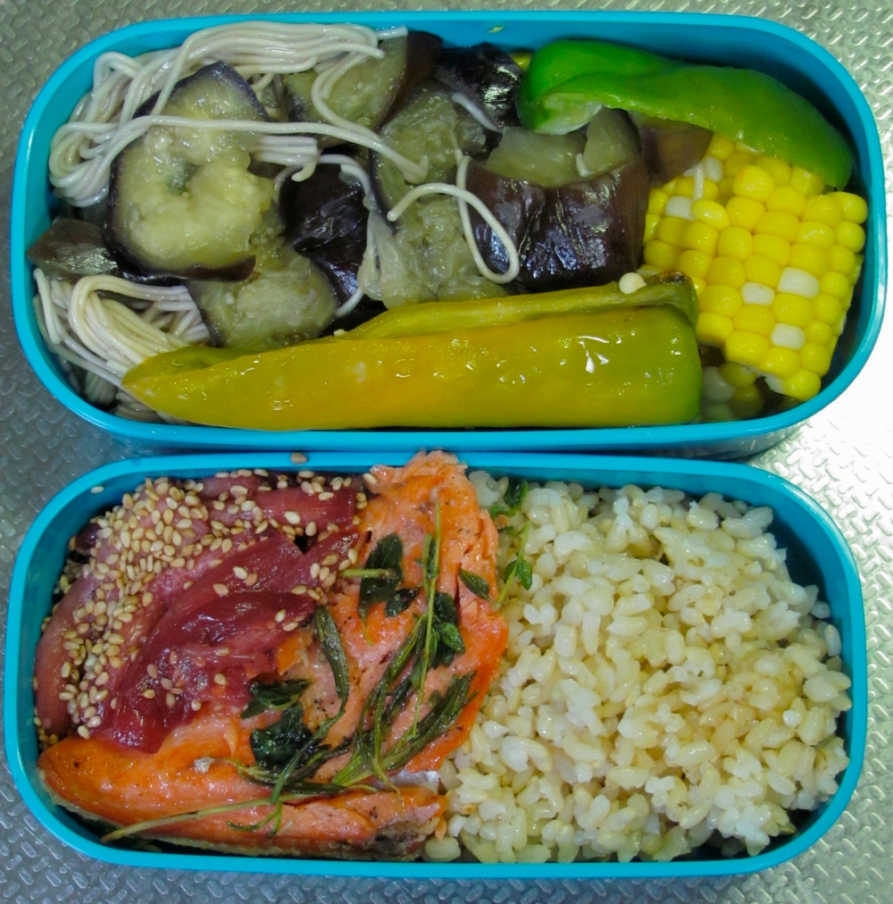 Rainbow Bento @ I'll Make It Myself