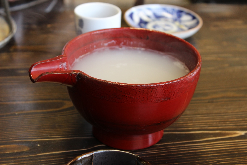 Rausu-an Soba liquid @ I'll Make It Myself