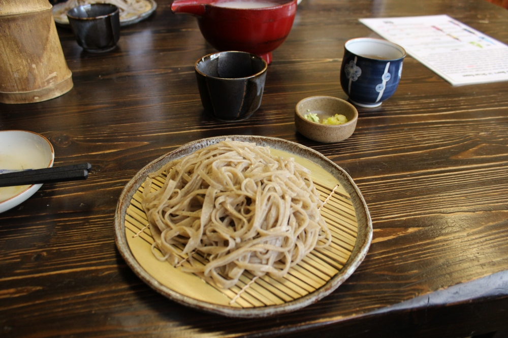 Rausu-an Soba @ I'll Make It Myself