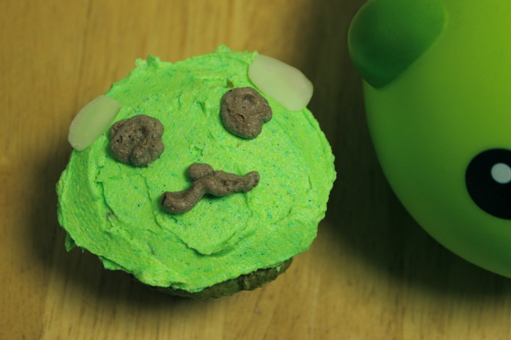 Mameshiba Cupcakes @I'll Make It Myself