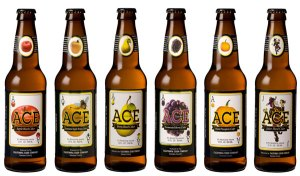 Meanwhile, ACE Cider has a nice design. So does Woodchuck and StrongBow. I'm not sure where the perceived