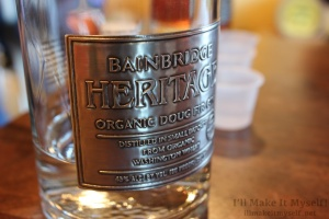 Bainbridge Organic Distillers   I'll Make It Myself! 6