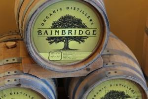 Bainbridge Organic Distillers   I'll Make It Myself! 7