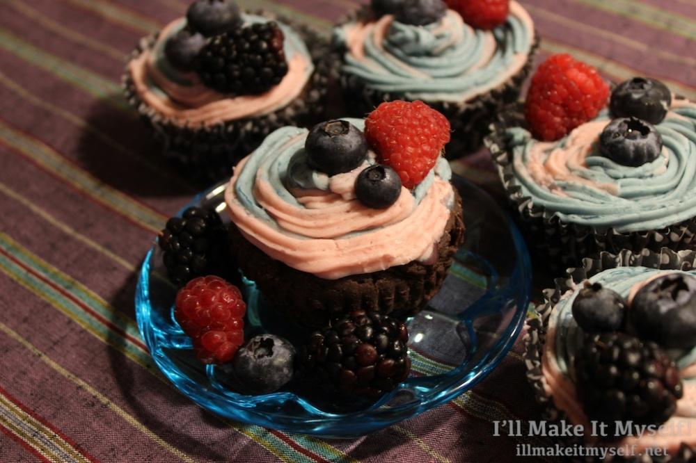 Wolfsbane Cupcakes   I'll Make It Myself! 4