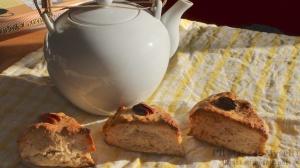 Honey Cream Scones with Nuts | I'll Make It Myself! 2