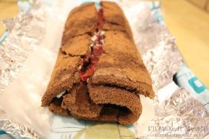 Twin Peaks Log Cake   I'll Make It Myself! 1