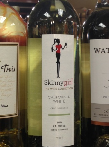 Skinny Girl Wine: god why