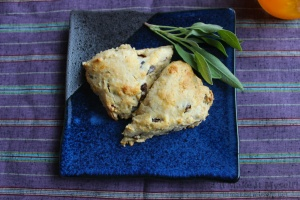 Apricot-Sage Cream Scones | I'll Make It Myself! 1