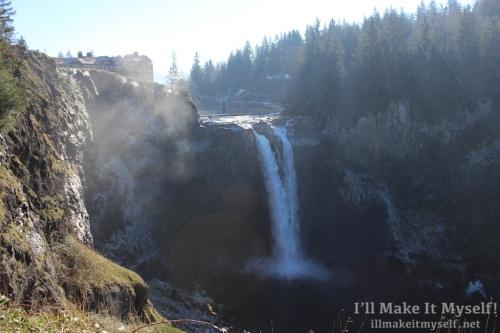 Snoqualmie Falls | I'll Make It Myself! 3