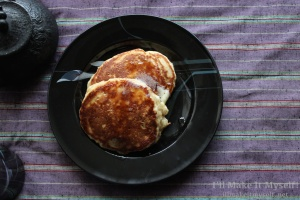 Satsumaimo Pancakes | I'll Make It Myself! 2