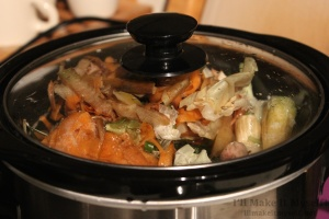Vegetable Stock | I'll Make It Myself! 1