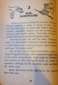 Image: p. 20 of Stuart Griffin's Japanese Food and Cooking