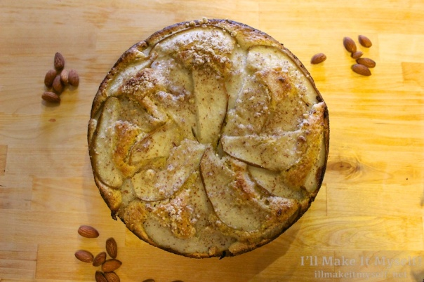 Pear-Almond Cake | I'll Make It Myself! 2