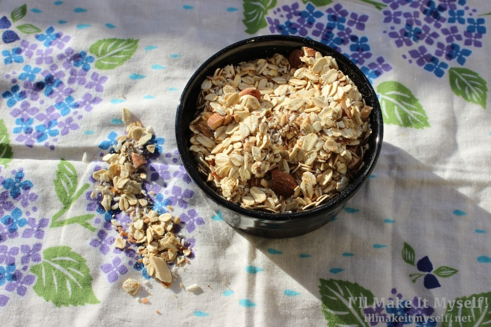 Coconut Muesli | I'll Make It Myself! 2 (1)