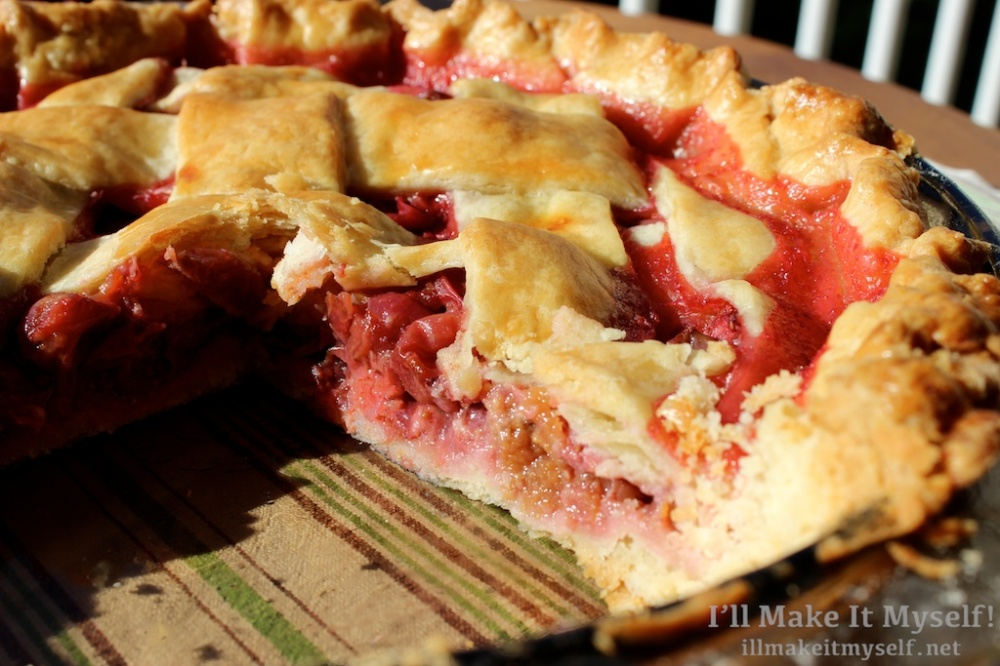 Strawberry Gooseberry Pie | I'll Make It Myself! 2 (1)