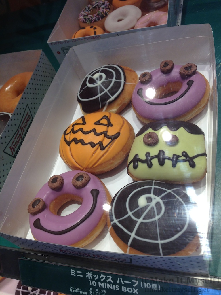 Halloween Donuts 2015 | I'll Make It Myself! 4
