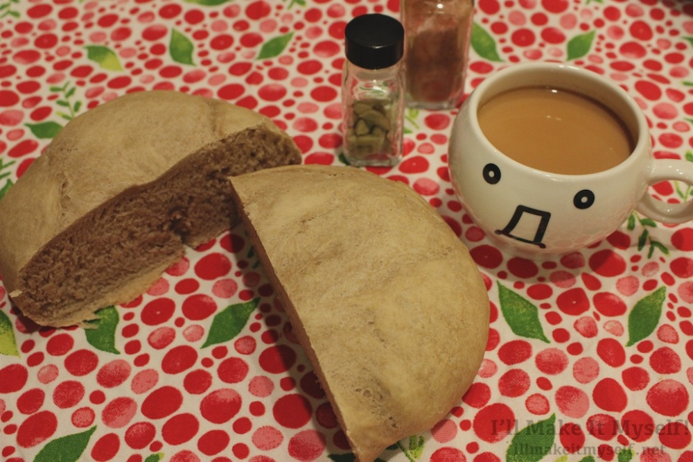 Rice-Cooker Chai Bread | I'll Make It Myself! 3