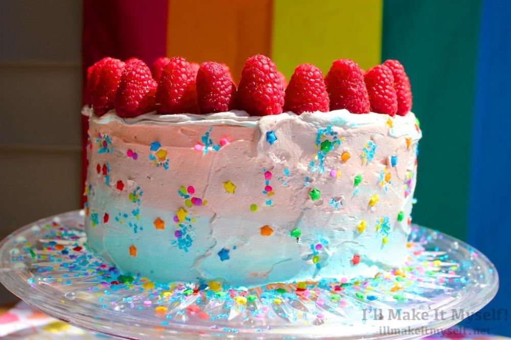 Genderqueer Space Alien Cake | I'll Make It Myself! 2