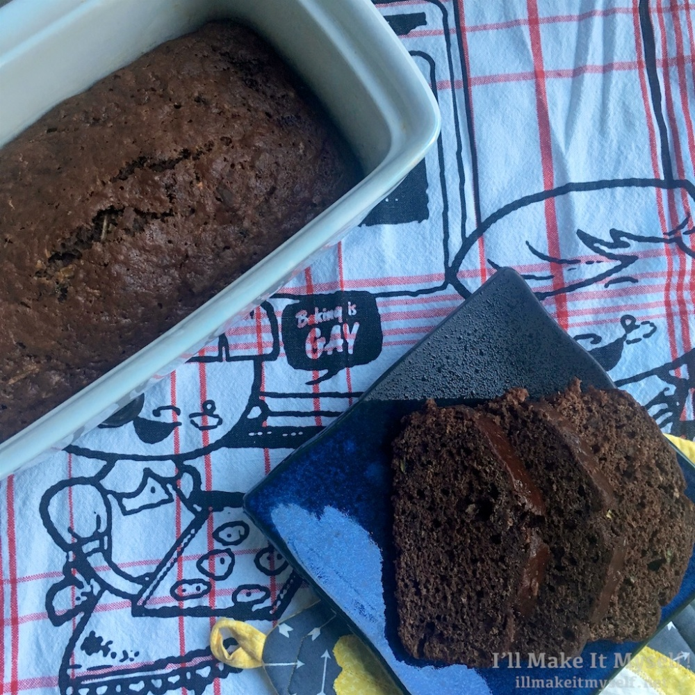 Chocolate Zucchini Bread | I'll Make It Myself! 2