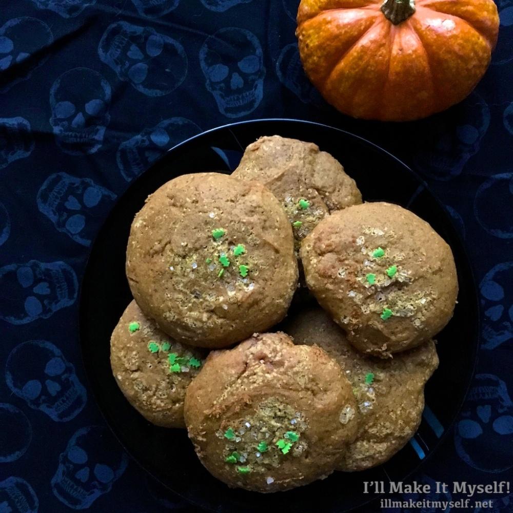 Soft Pumpkin Cookies   I'll Make It Myself! 3