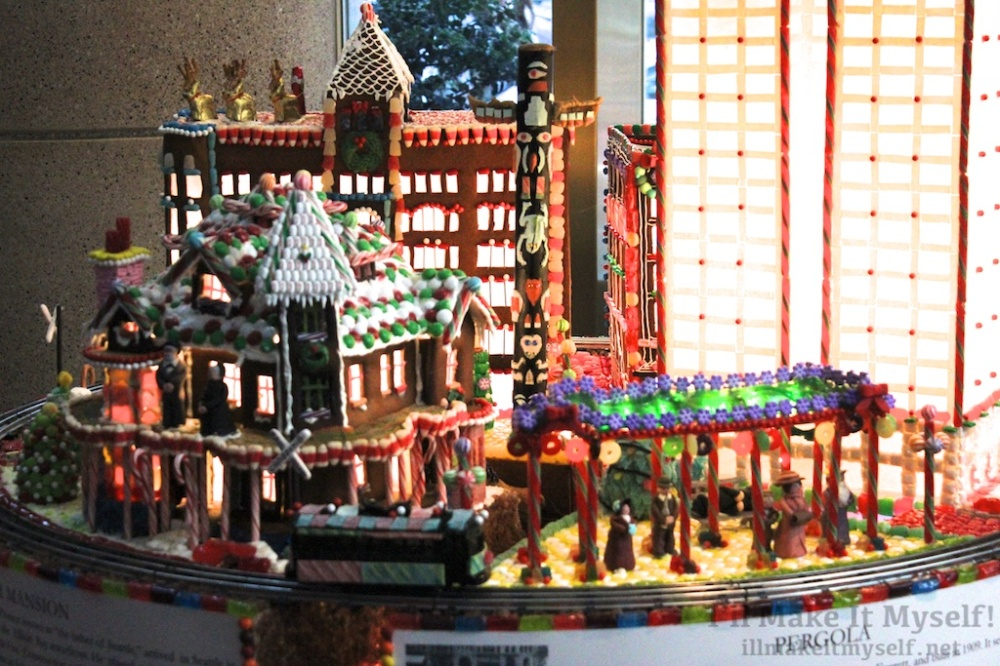 Sheraton Gingerbread Village | I'll Make It Myself! 2 (1)