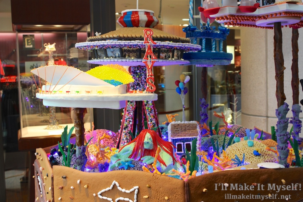 Sheraton Gingerbread Village | I'll Make It Myself! 6