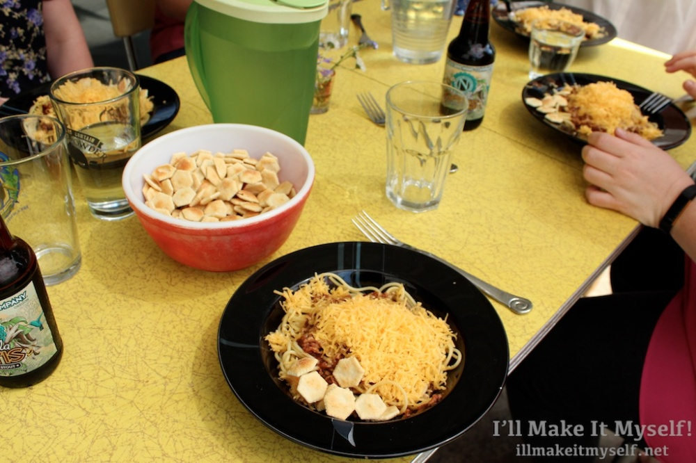 Cincinnati Chili Party 2018 | I'll Make It Myself! 2