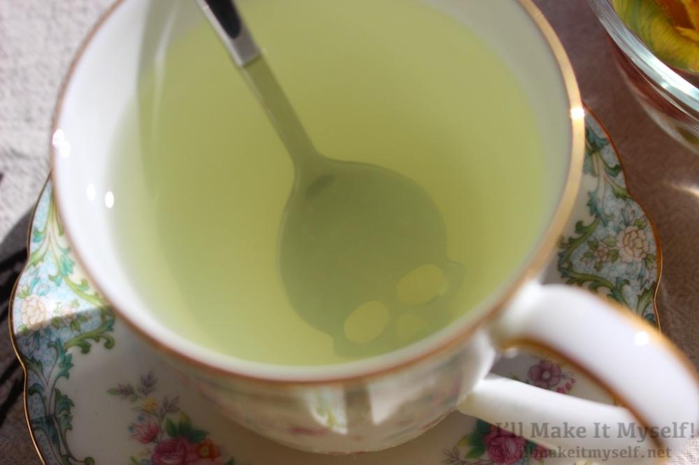 Mint and Lemon Tea | I'll Make It Myself! 1 (1)