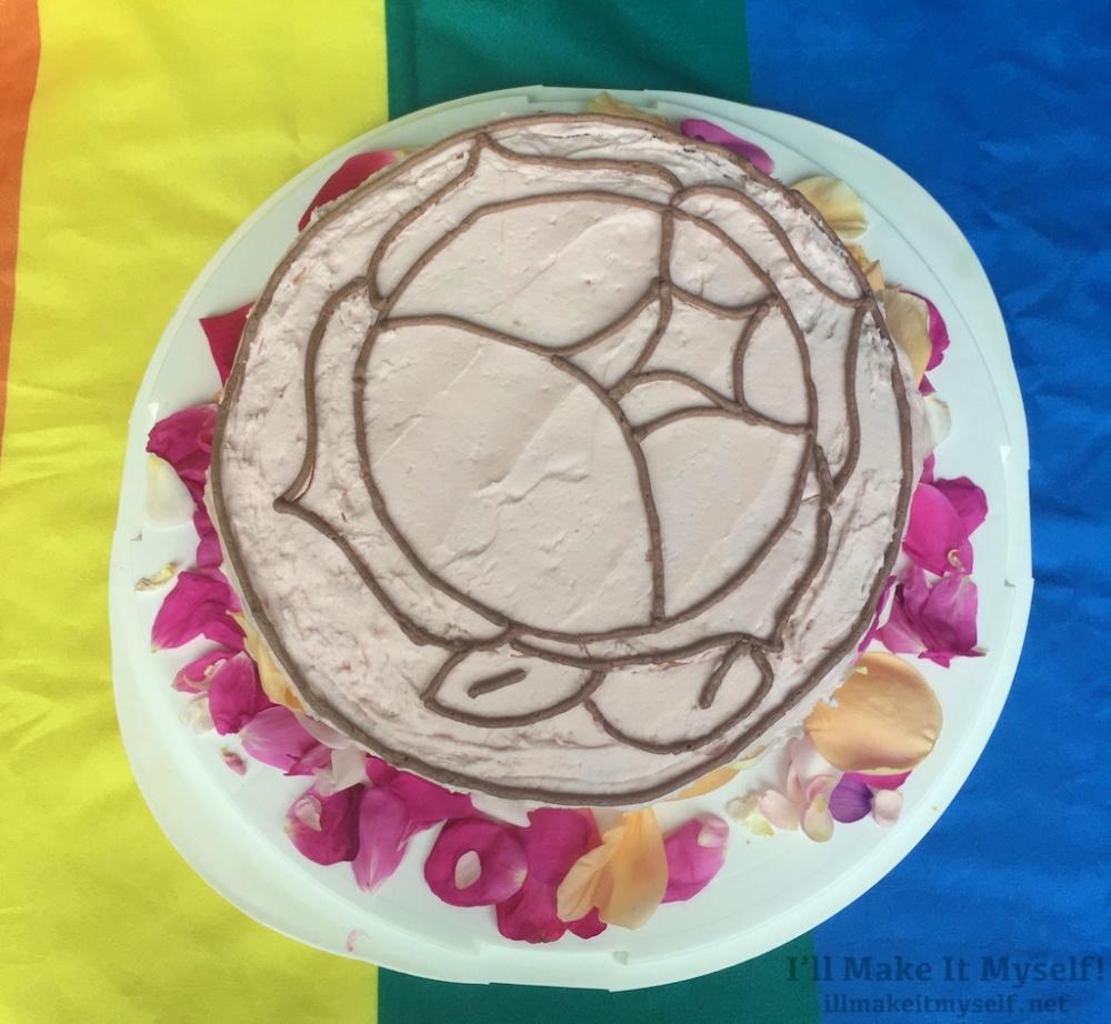 Utena Cake