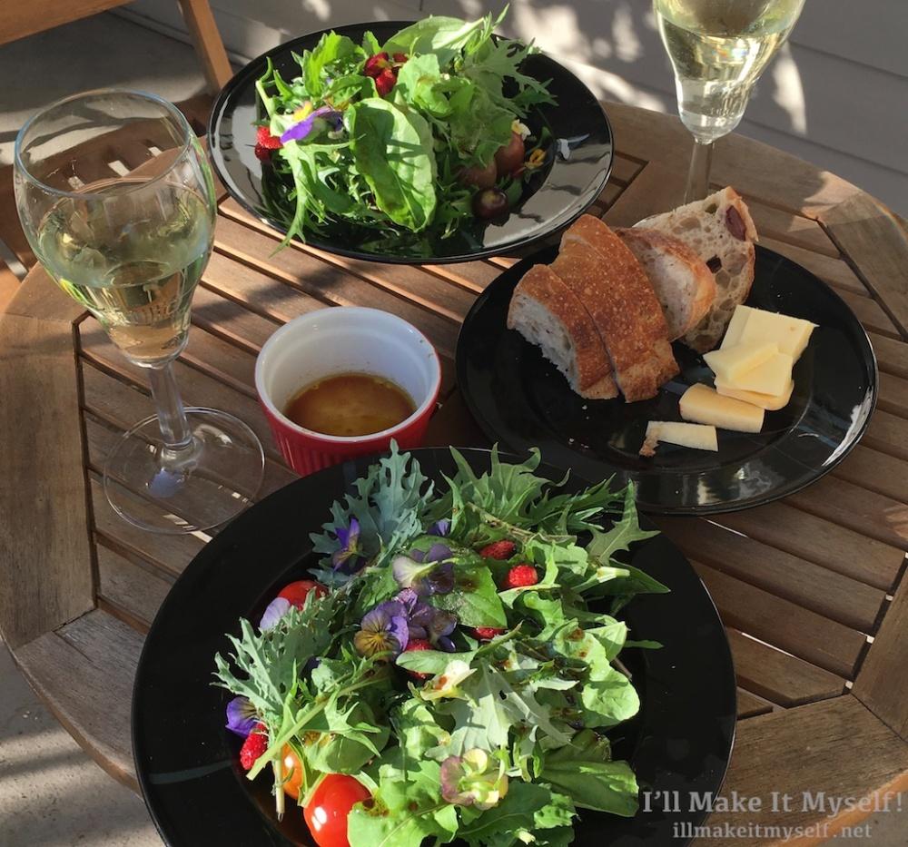 Garden Salad 4