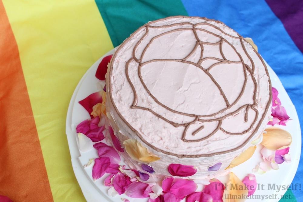 Utena Cake 1