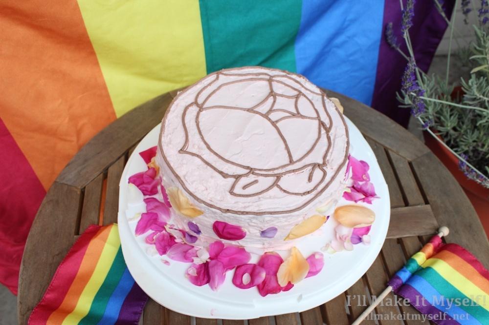 Utena Cake 2